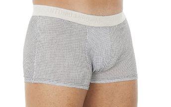 Pánské kostičkované boxerky Antonio Miro