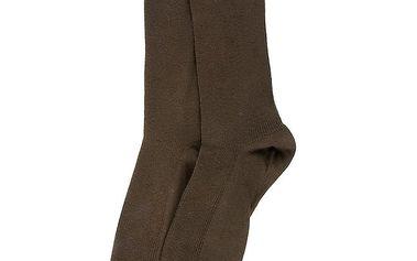 Šest párů pánských hnědých ponožek Antonio Miro