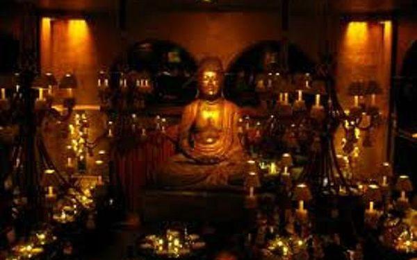 Thajská olejová masáž v délce 90 minut pro dva