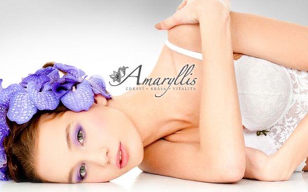Neinvazivní FACELIFTING OBLIČEJE spolu s peelingem, radiofrekvencí, maskou a masáží za super cenu 490 Kč! Nejmodernější metoda vyhlazení vrásek, vyhlazení i vypnutí povadlé kůže v AMARYLLIS Beauty Institut se slevou 59 %!