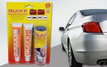 Quixx Scratch Remover - odstraňovač škrabancov a rýh na Vašom aute len za 6,50€