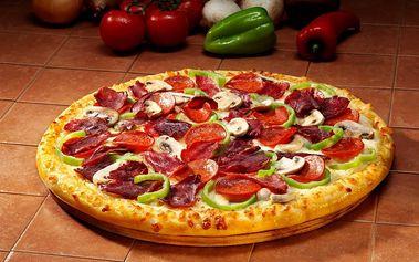 Pizza v centre Bratislavy za 2,49 €