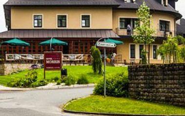 3denní BALNEO pobyt pro dva v Mariánských lázních! Ubytování, polopenze, relaxační & lázeňské procedury v Golf hotelu Morris ****
