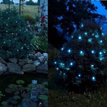 Vánoční osvětlení na SOLÁRNÍ energii - modrá či bílá. Stačí jen umístit a dál se jen kochat. Buďte na Vánoce připraveni s jedinečnou výzdobou jen za 585 Kč!
