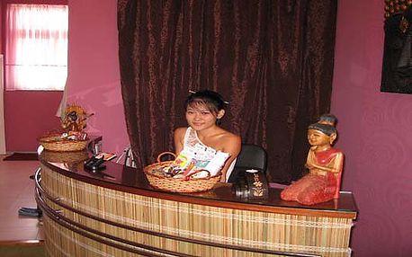 Thajská masáž od rodilých thajských masérek