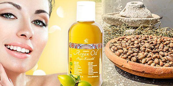 100 ml arganového oleje, elixíru mládí