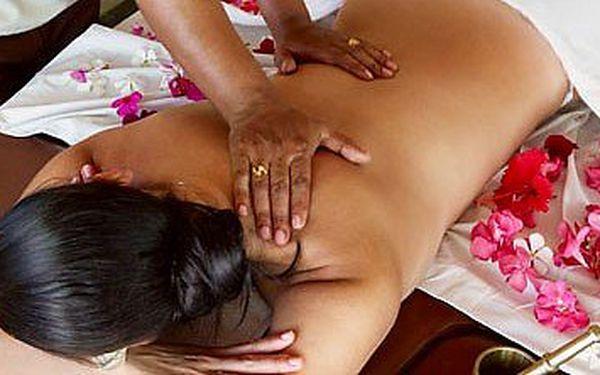 Úžasná aroma olejová masáž pravými Filipínkami a Thajkami v luxusním salonu Elite v centru Prahy