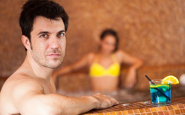 Romantický relaxační pobyt na Vysočině pro DVA na 3 dny s polopenzí a wellness