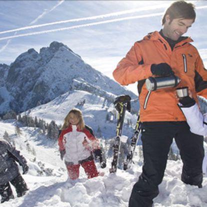 Bad Goisern na 4 dny s polopenzí a wellness. Termíny leden a březen. Lyžařský areál Dachstein West 10 min autem. Ubytování pro děti do 6 let zdarma.