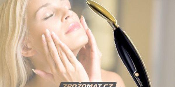 Galvanická žehlička Golden Miracle Pro Edition - pro dokonale omlazenou pleť!