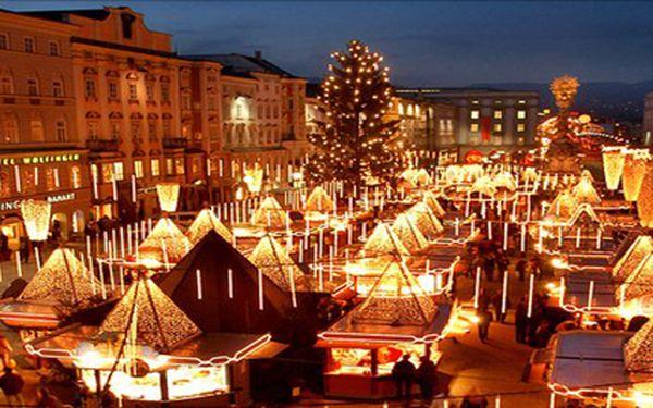 Adventní Linz se zastávkou ve Freistadtu. 7. a 14.12. Nechte se nadchnout podmanivou atmosférou rakouských vánoční trhů.