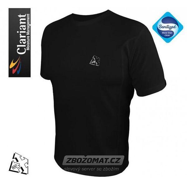 Pánske funkční tričko s ionty stříbra!