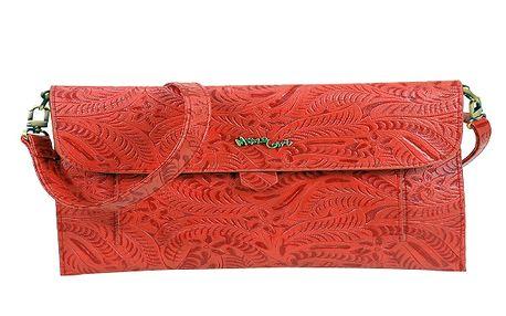 Červené psaníčko - styl, kvalita a funkčnost od značky Missco Girl