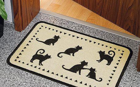 Kobereček do kuchyně Kočky