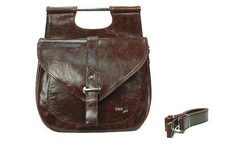 Čokoládová kabelka - styl, kvalita a funkčnost od značky Missco Girl