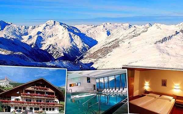 3 dny pro dva v hotelu Alpenrast v Itálii