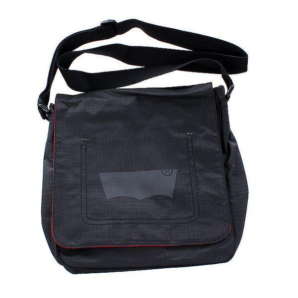Dámská šedočerná taška přes rameno Levis