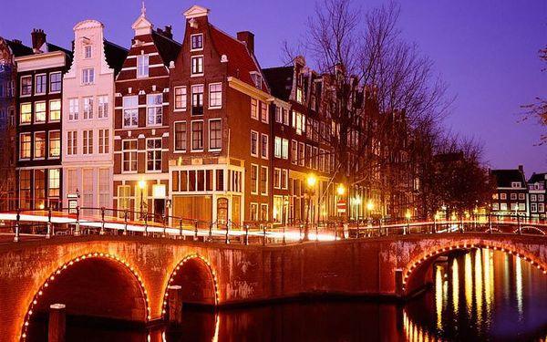Poznejte krásný Amsterdam. Jednodenní výlet za tulipány, starožitnostmi a nákupy - INVIA.CZ