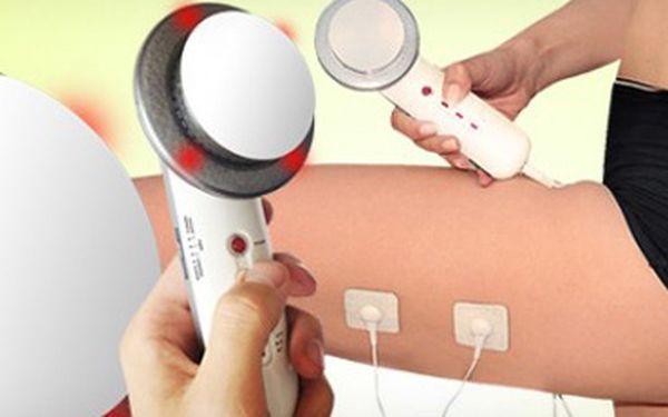 Domácí kavitační přístroj D4Beauty D3000 se 4 moderními technologiemi