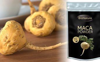 Afrodiziakum Maca prášok v BIO kvalite len za 13,90€ vrátane poštovného