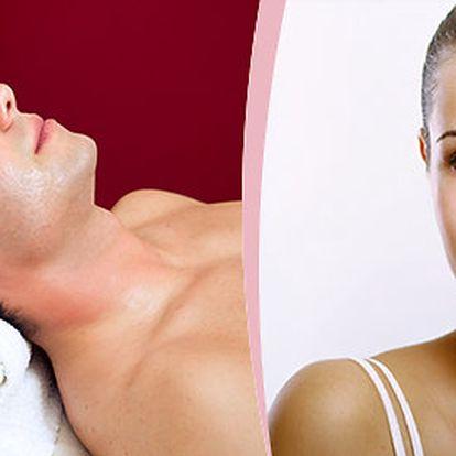 Klasické kosmetické ošetření pro ženy i muže