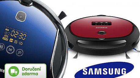 Robotický vysavač Samsung – 2 typy