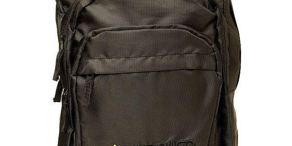 Pánský černý batoh s logem Fundango