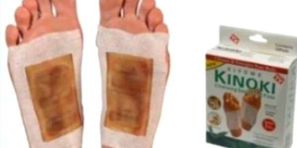 5x10ks detoxikačních náplasti Kinoki