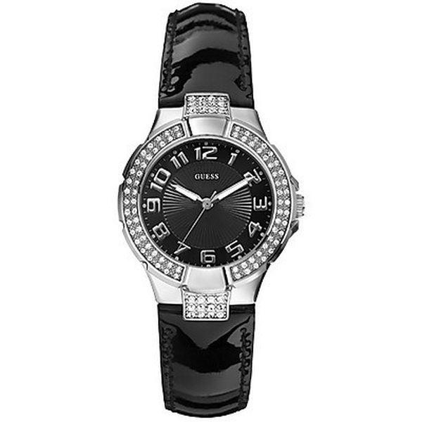 Dámské značkové hodinky Guess W95137L2 černé Mini Prism