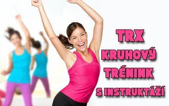Zábavné a účinné hubnutí! TRX KRUHOVÝ TRÉNINK s instruktáží: 1x60 min. nebo PERMANENTKA 10x60 min.! Vyzkoušejte novou a velmi oblíbenou metodu tvarování těla v centru Relax Třebešín!