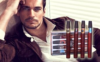 4-dielny set pánskych parfémov CUBA v luxusnom balení v tvare kubánskych cigár len za 6,99 €
