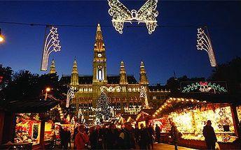 Nezabudnuteľná atmosféra Vianočnej Viedne len za 13,80 €
