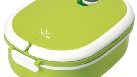JATA Svačinový hermetický uzavíratelný box vhodný do lednice i mikrovlnky