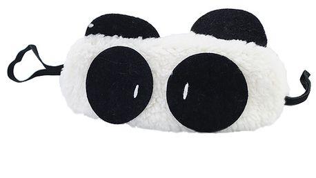 Škraboška na spaní - panda a poštovné ZDARMA! - 36501990