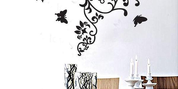 Velké dekorativní nálepky na zeď