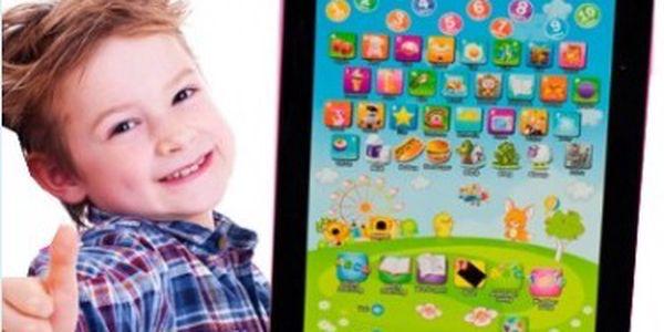 Dětský tablet - angličtina hrou pro děti od 3 let