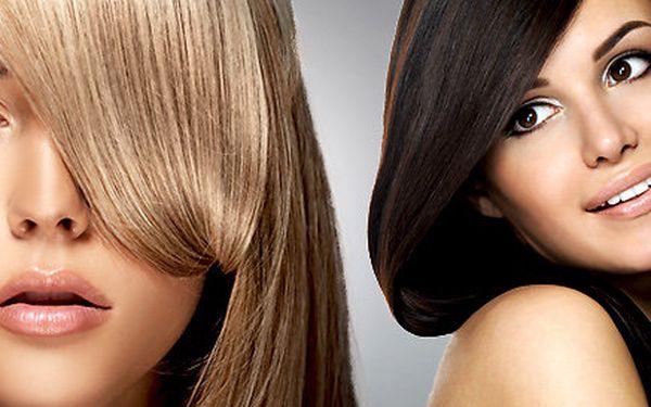 Střih a regenerační vlasový rituál