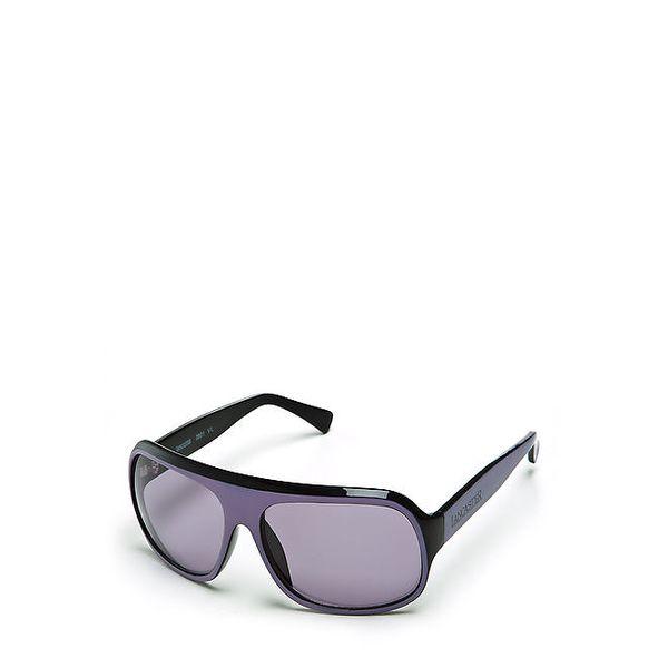 Dámské fialovo-černé sluneční brýle Lancaster