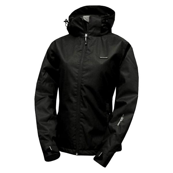 Dámská černá voděodolná bunda Envy