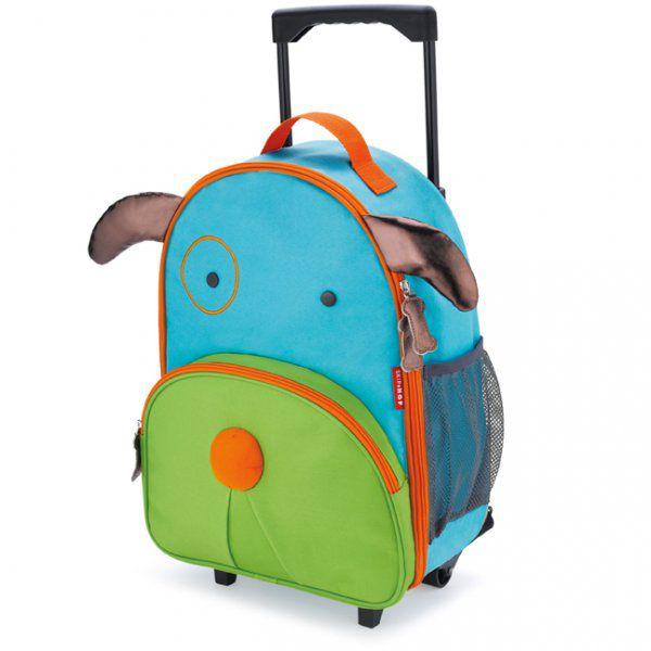 Skip hop Zoo krásný cestovní kufr s motivem pejska