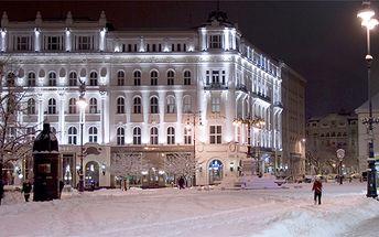 Adventná Budapešť - 1-dňový autobusový zájazd