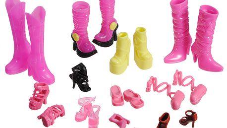 Botičky pro panenku Barbie a poštovné ZDARMA! - 30405565