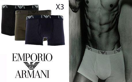 Pánské boxerky Emporio Armani