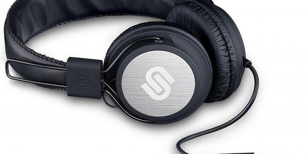Urbanista Los Angeles Black sluchátka v plné velikosti umožňující bohatý zvukový zážitek, vyrobená v moderním designu.