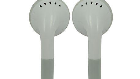 Stereo sluchátka 3,5mm pro běžné přehrávače - pecky a poštovné ZDARMA! - 35900284