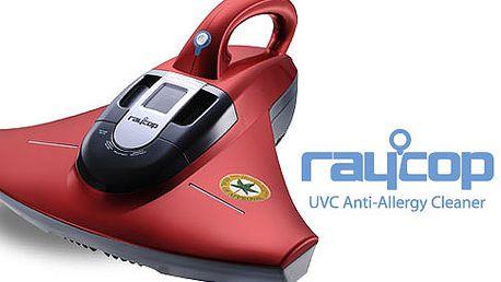 UVC antibakteriální vysavač Raycop Smart