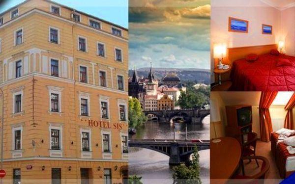 Pobyt pro dvě osoby v centru Prahy v moderním hotelu Gallery Hotel SIS***na 1 nebo 2 noci. Využijte této příležitosti pro navštívení Prahy a jejich jedinečných památek.