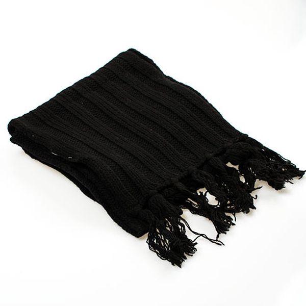 Černá šála