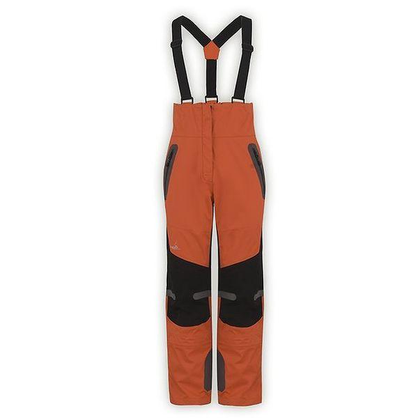 Dámské oranžové nepromokavé kalhoty Husky