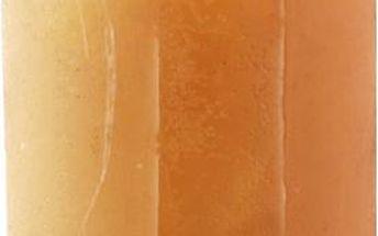 Svíčka Sunchi 6436 Duha 3 barev oranžová vanilka